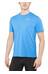 Nike Dri-FIT Contour Løbe T-shirt Herrer blå